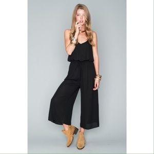 Show Me Your Mumu Black Jumpsuit